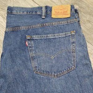 Levi's 48x30 550 jeans